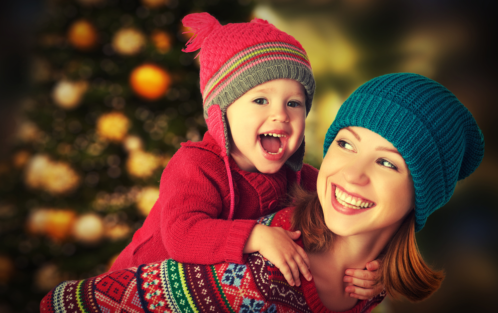 aperture priority what settings to use on christmas day
