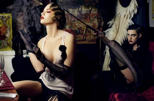 International Women's Day Photography Ellen Von Unwerth female fashion