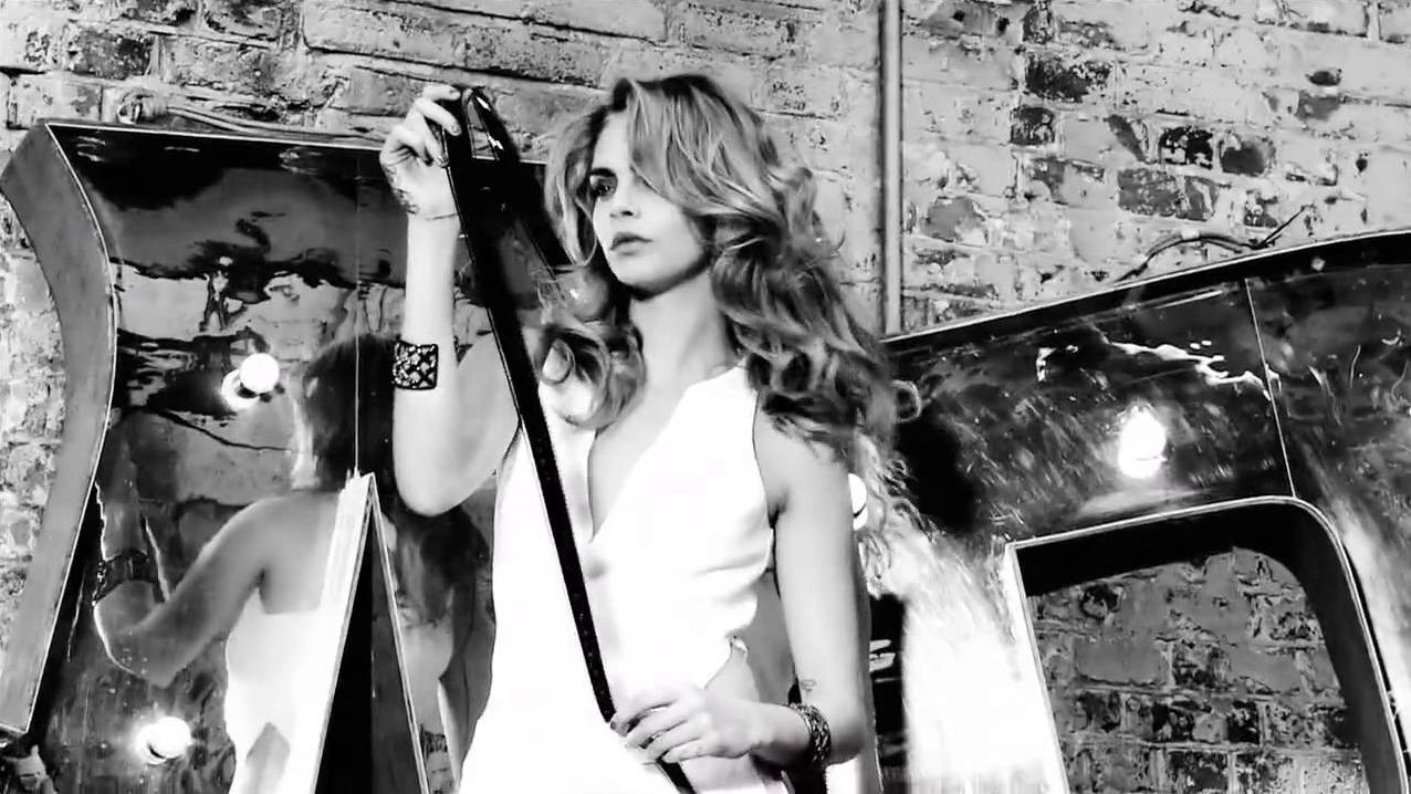 International Women's Day Photography Ellen Von Unwerth female fashion cara delevigne